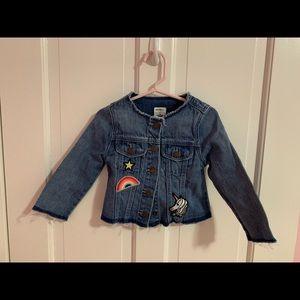 toddler 3 year Gap jacket